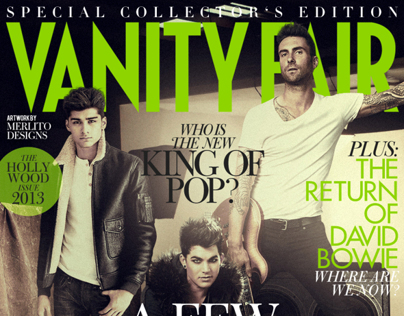 VANITY FAIR: A Few Good Men