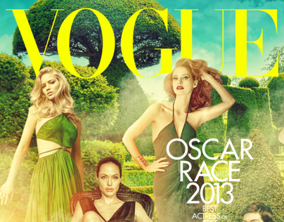 VOGUE: Leading Ladies