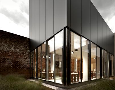 Townhouse renovation/extension