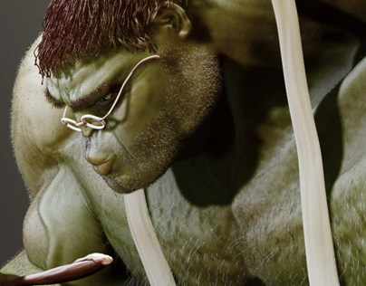 Hungry HULK