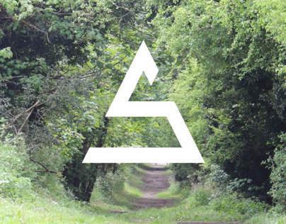 Modular Typeface - Triangle One