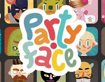 Party Face! iPad app