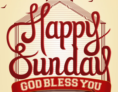 Happy Sunday!