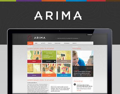 ARIMA - Knowledge sharing portal - Liferay