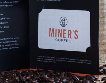 Miner's Coffee, Rebrand