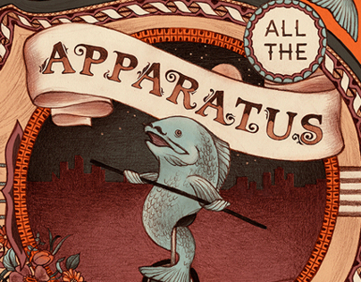 All the Apparatus Album Cover