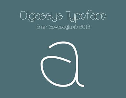 Olgassys - Free Font