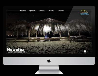 Nuweiba.. website design