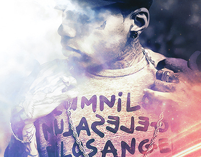Banner, Background - Kid Ink