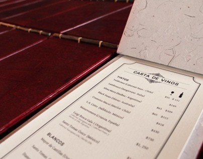Babel - Menu design