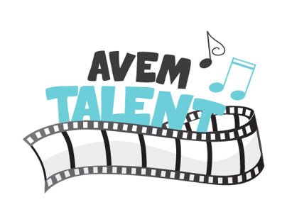 Talent promoting website logo