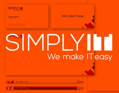 Corporate Identity for Simply IT