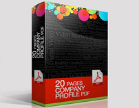 Company Profile Design Pdf