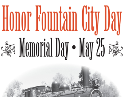 Honor Fountain City Day ad