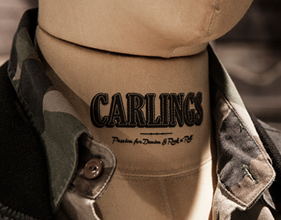 Carlings Rebranding