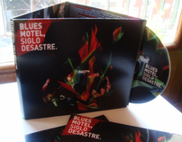 BLUES MOTEL / Siglo Desastre / DIGIPACK