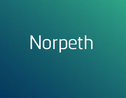 Norpeth - Font Family