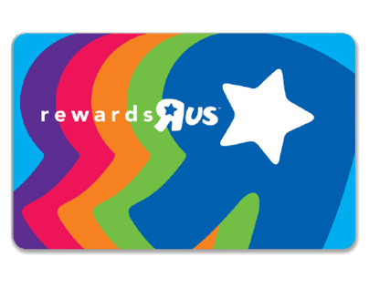 ToysRUs Credit + Rewards Card
