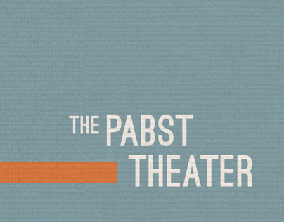 The Pabst Theater: Facts and Figures