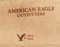 American Eagle Outfitters Denim Packaging