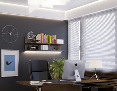 PERSONAL OFFICE ROOM