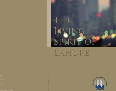 The Living Spirit of Lahore (DHA Lahore Brochure)