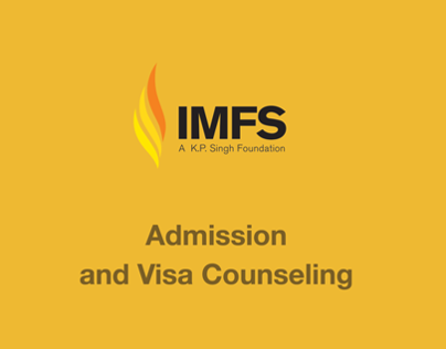 IMFS Visa Book Cover Design