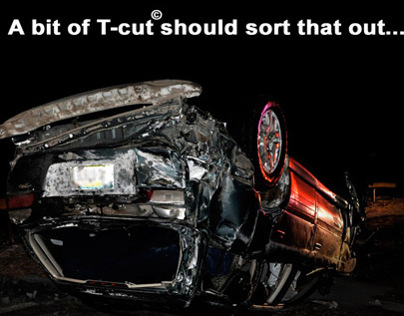 T~CUT / Drink Driving campaign.