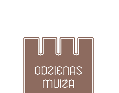 ODZIENA MANNOR HOUSE LOGOTYPE