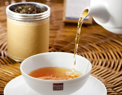 Althaus & Pure Tea - for Marco Distribution