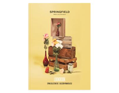 SPRINGFIELD LOOKBOOKS