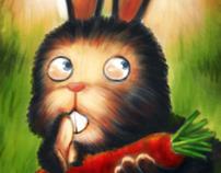 Where are rabbit?