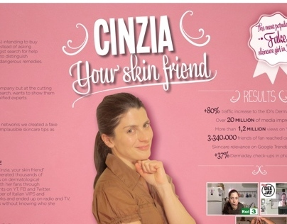 Cinzia Your Skin Friend