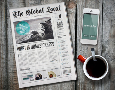 The Global Local Newspaper