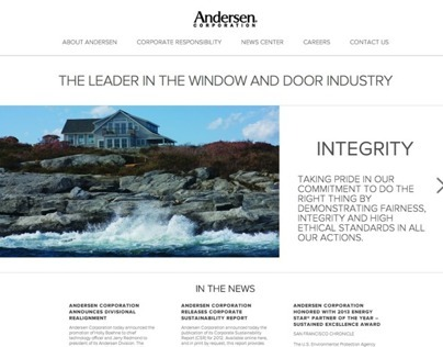 Andersen Windows Corporate