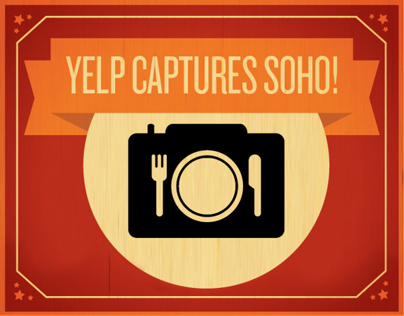 Yelp Captures Soho!