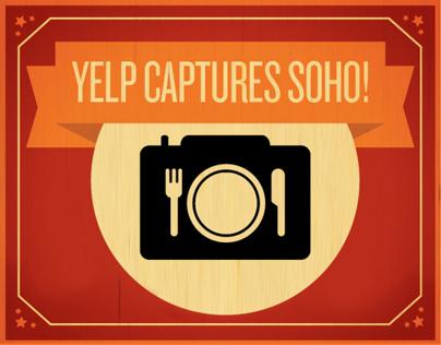 Yelp Captures Soho!