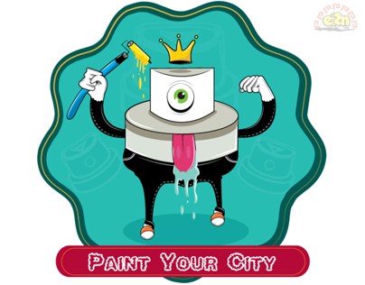 Paint Your City