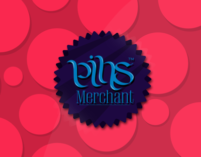 Pins Merchant logo