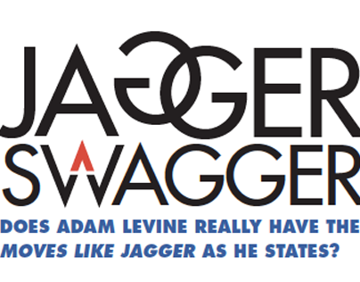 Jagger Swagger Editorial Article