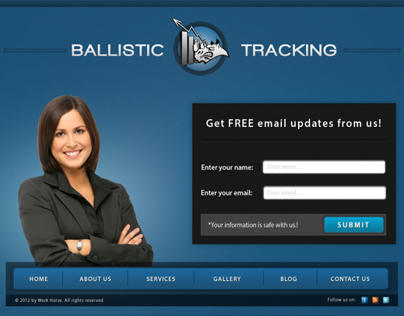 Ballistic Tracking