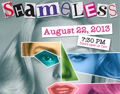 FST! Female StoryTellers Event Flyer - Shameless