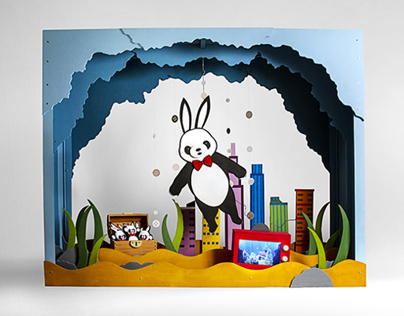 The Panda Rabbit Storefront