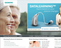 Siemens Consumer Website