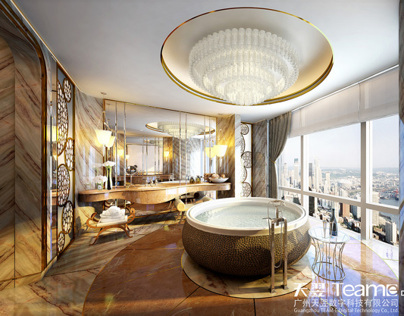 3D interior renderings-2