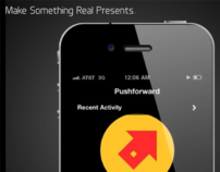 NEW Pushforward iPhone app v4.4