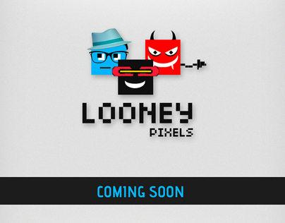 Looney Pixels