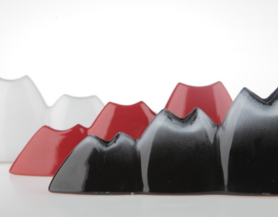 Ceramic Mountains