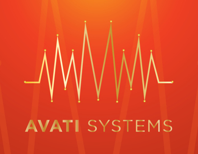 Brand Identity Design for Avati Systems