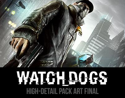 Watchdogs: Final Art